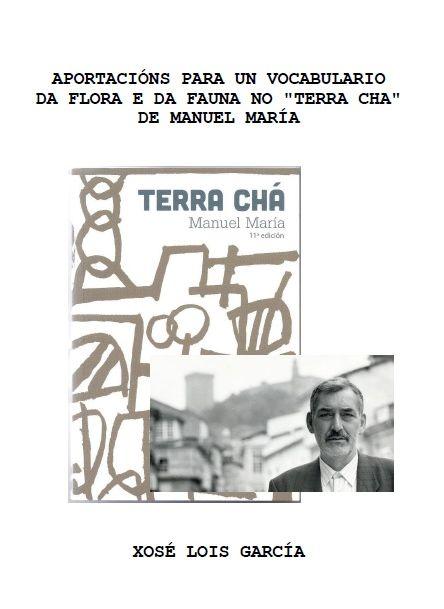 """Aportacións para un vocabulario da flora e da fauna no """"Terra Chá"""" de Manuel María"""