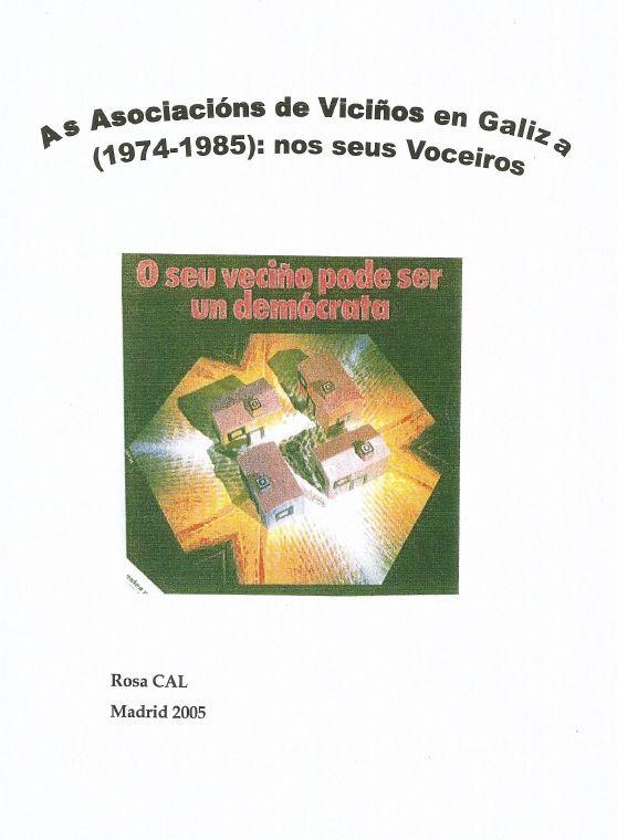 As Asociacións de Viciños en Galiza (1974-1985): Nos seus Voceiros