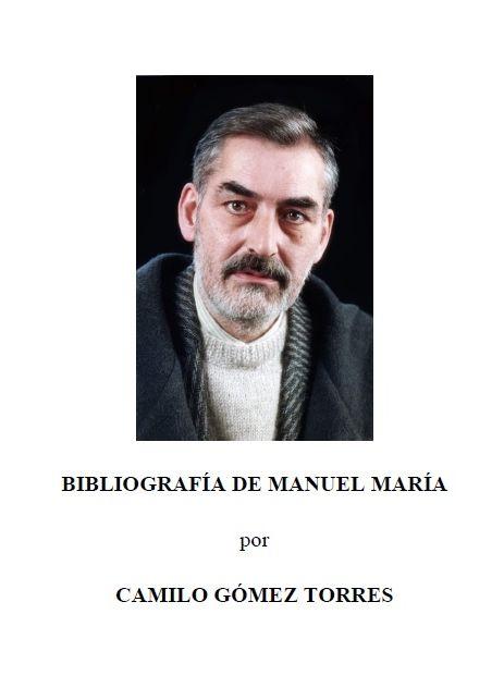 Bibliografía de Manuel María