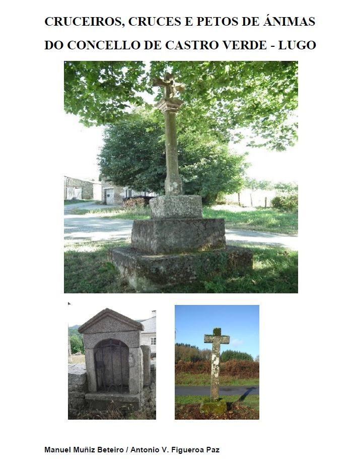 Cruceiros, cruces e petos de ánimas do Concello de Castroverde