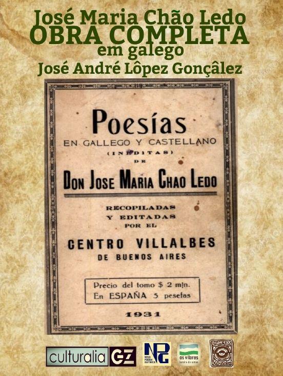José María Chao Ledo - Obra completa en galego