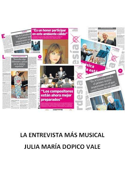 La Entrevista Más Musical