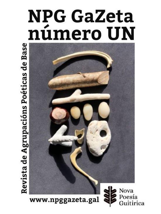 NPG GaZeta 01 (Nova Poesía Guitírica)