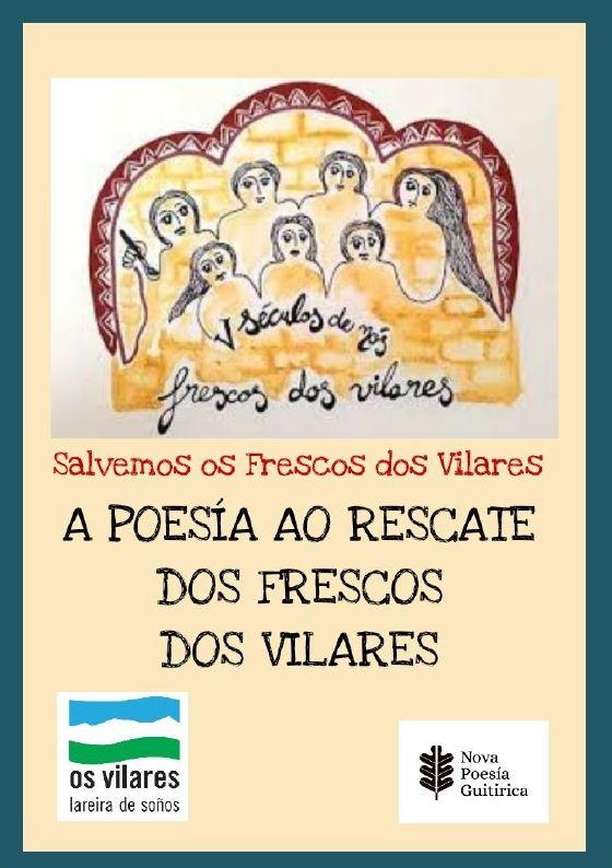 A poesía ao rescate dos frescos dos Vilares (Varios Autores)