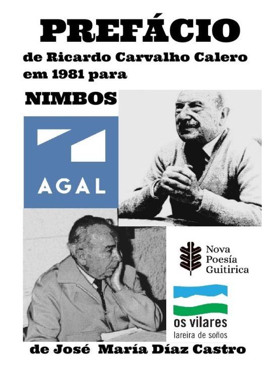 Prefacio para Nimbos, de Xosé María Díaz Castro