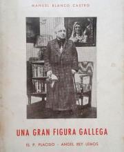 Fray Plácido-Ángel Rey Lemos (Manuel Blanco Castro)