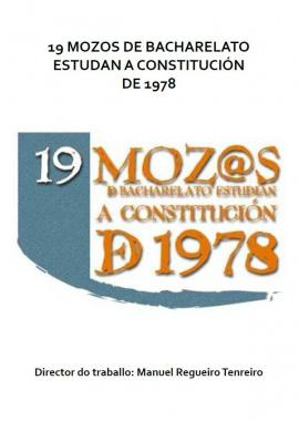 19 mozos de Bacharelato estudan a Constitución de 1978