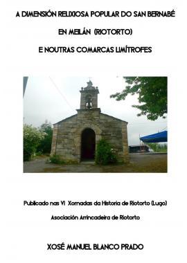 A dimensión relixiosa popular do San Bernabé en Meilán (Riotorto)