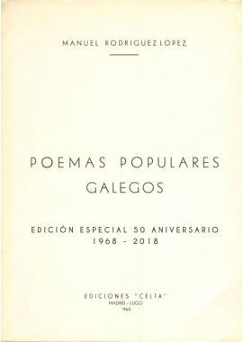 Poemas Populares Galegos - Edición especial 50 aniversario