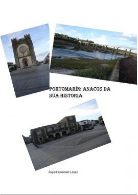 Portomarín: Anacos da súa Historia
