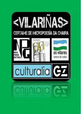 Vilariñas 2017: Certame de Micropoesía da Chaira