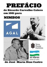 Prefacio para Nimbos, de X. M. Díaz Castro (Ricardo Carballo Calero)